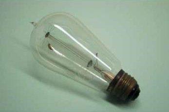 Gloeilamp van Thomas Alva Edison, 1875 - 1900.jpg