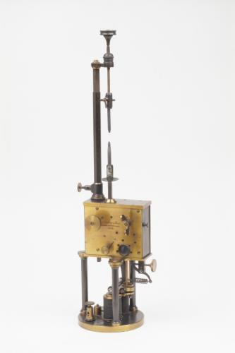 Koolbooglamp van Louis Jules Duboscq (Parijs), 1850-1875.jpg