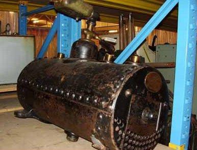 armstrong elektriseermachine